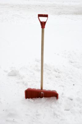 Wer muss wann den Schnee räumen?